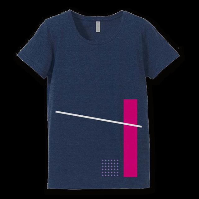 DECO*27 - 「ゴーストルール」Tシャツ(レディース) - メイン画像