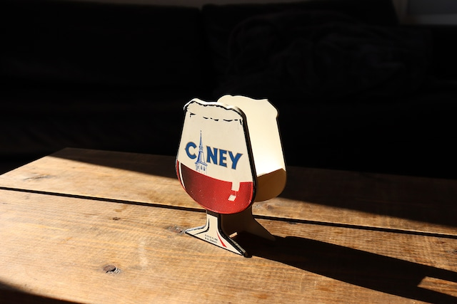 【ベルギー】/CINEY シネイのナプキンホルダー
