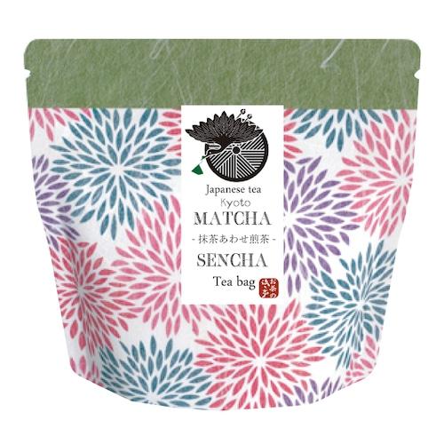 【いろどり】抹茶あわせ煎茶 テトラティーバッグ