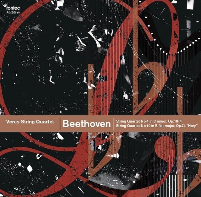 ウェールズ弦楽四重奏団 / 弦楽四重奏曲 第4番&第10番「ハープ」