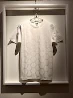 ホワイトヘキサゴン×シブキTシャツ