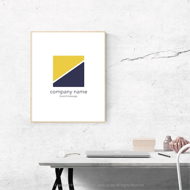 Brand Logo Mark :011