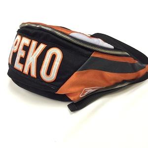 ウエストバッグ Waist bag sports orange 【waist004】
