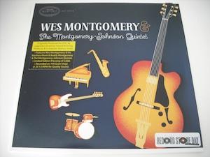 "【10""】WES MONTGOMERY / & THE MONTGOMERY-JOHNSON QUINTET"