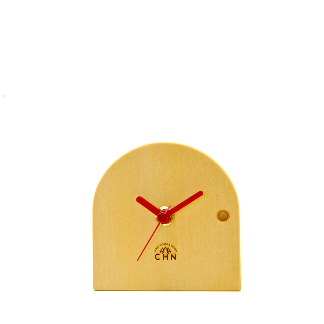 paper-wood clock (s)
