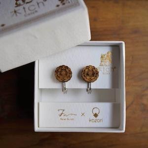 tanpopo / タンポポ(Pierced Earring)