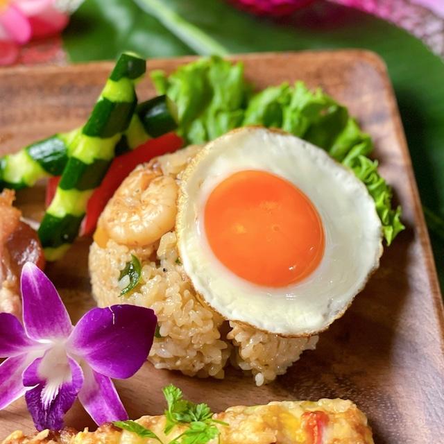 ナシゴレン(インドネシア風焼飯)
