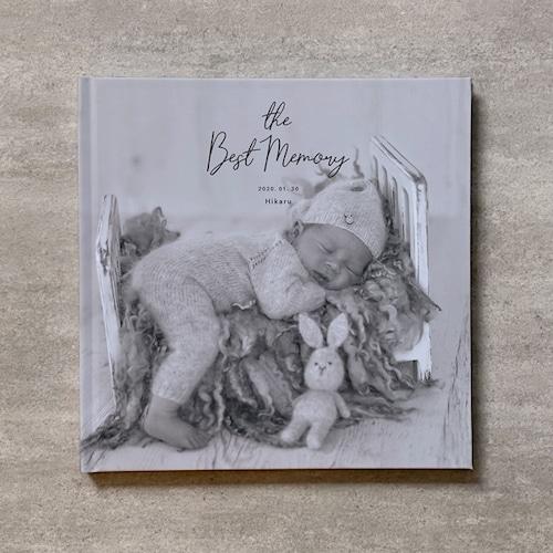 Monochrome-BABY_250SQ_20ページ/30カット_アートアルバム