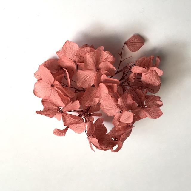 【花材・アジサイ】ソフトゆめアジサイヘッド プリザーブドフラワー