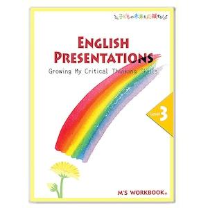 【English Presentations_Level 3】