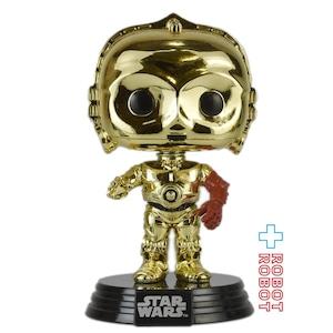 ファンコ POP! スター・ウォーズ 64 C-3PO 金メッキ版 開封箱無し ルース