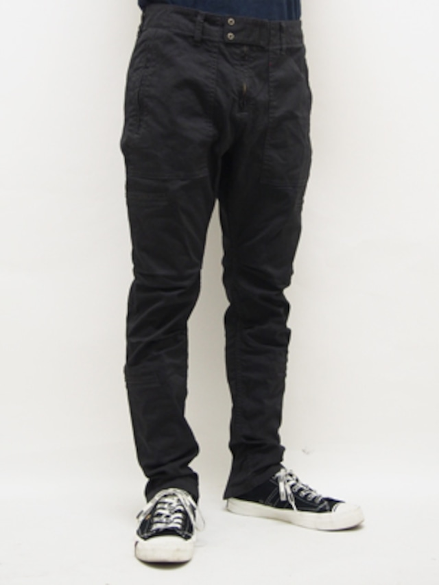 EGO TRIPPING (エゴトリッピング) PARACHUTE TROUSERS / CHARCOAL   623302-04