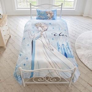 布団カバーセット シングルロング ベッド 子供 3点 誕生日プレゼント プリンセス アナと雪の女王 お姫様 キャラクター かわいい エルサ キティ グッズ