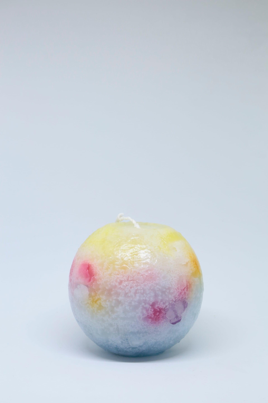 No.525 candle Sphere100 2800 キャンドル