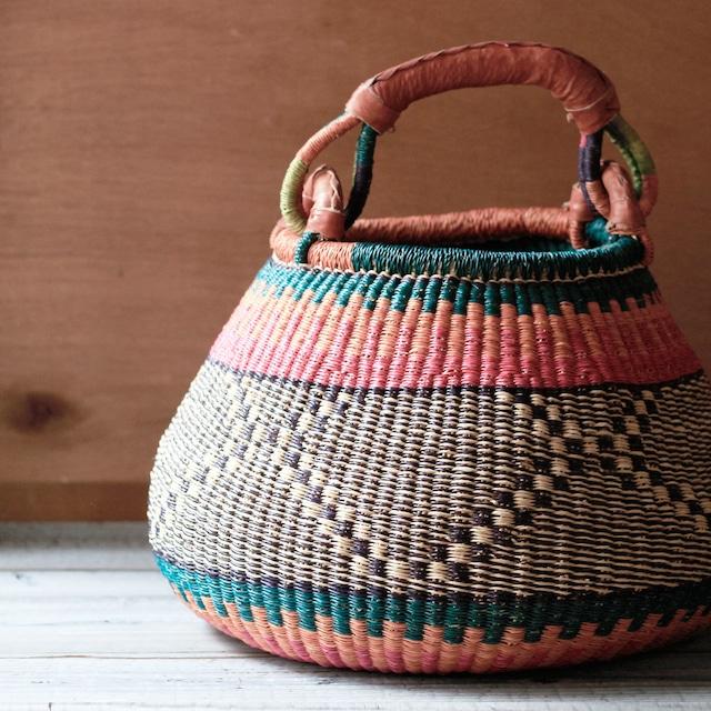 Bolga Egg Basket / L 2