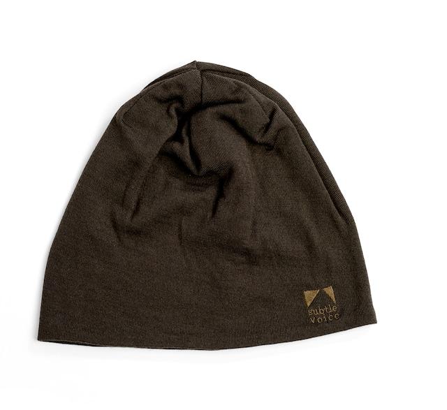 SV Wool Snug Beanie [Roast Brown]