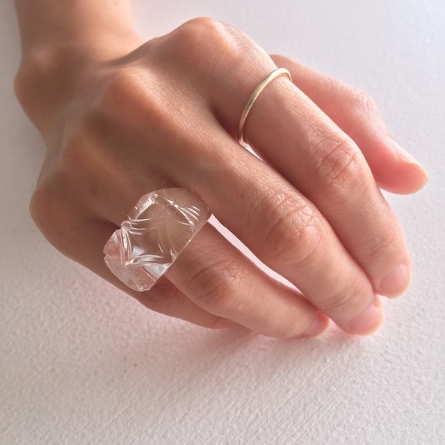 Crystal Ring, Design No.1