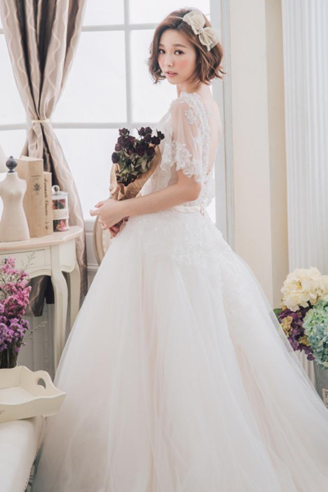 妊婦さんもOK!! ウェディングドレス フォトウェディング 結婚式 挙式 2次会