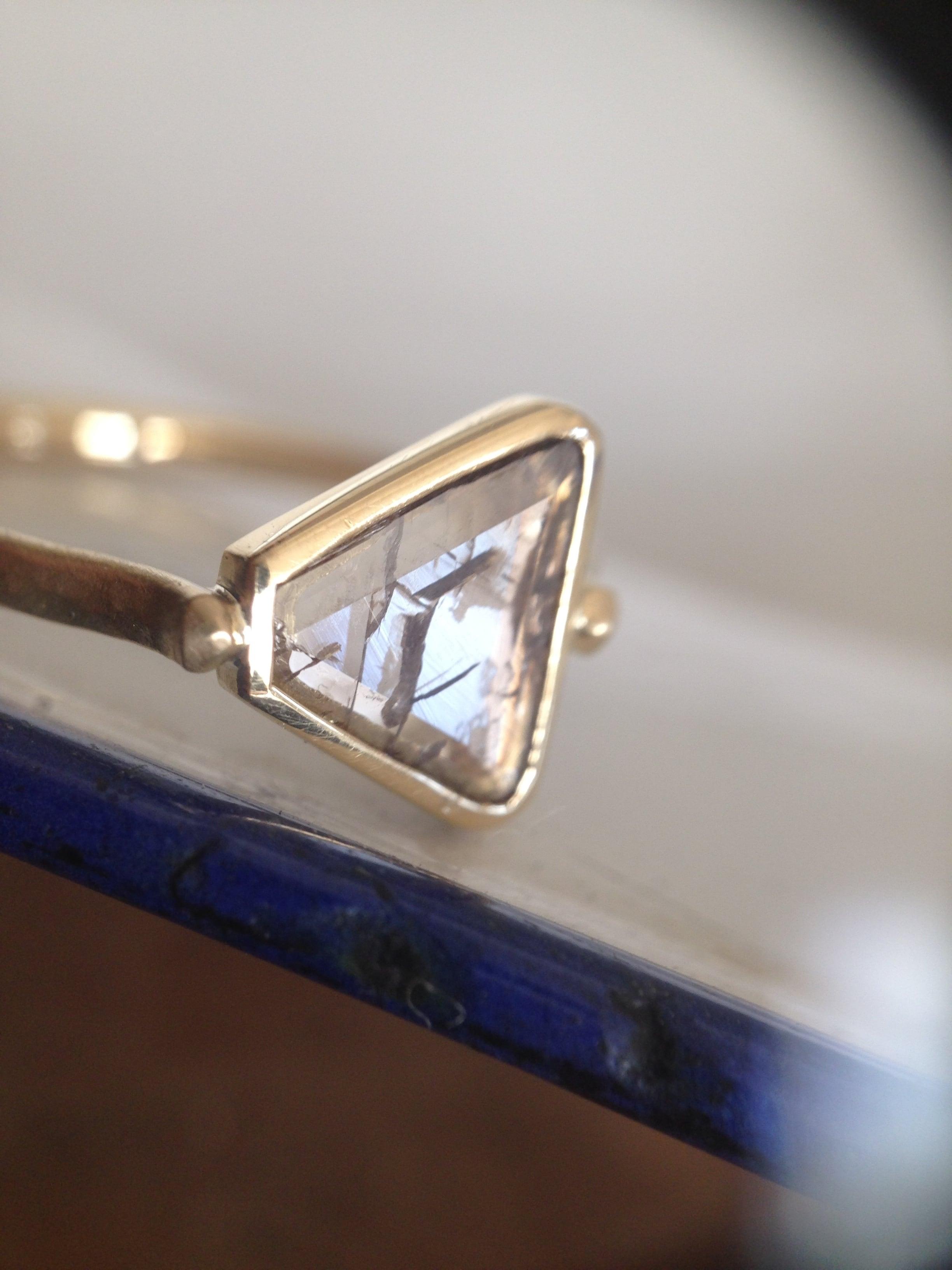 k18slice*diamond/ring