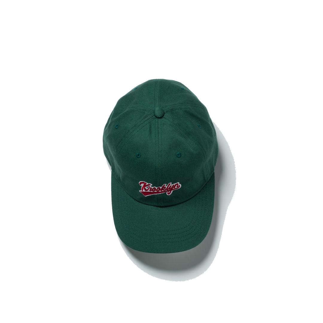 K'rooklyn Logo Cap - Dark Green