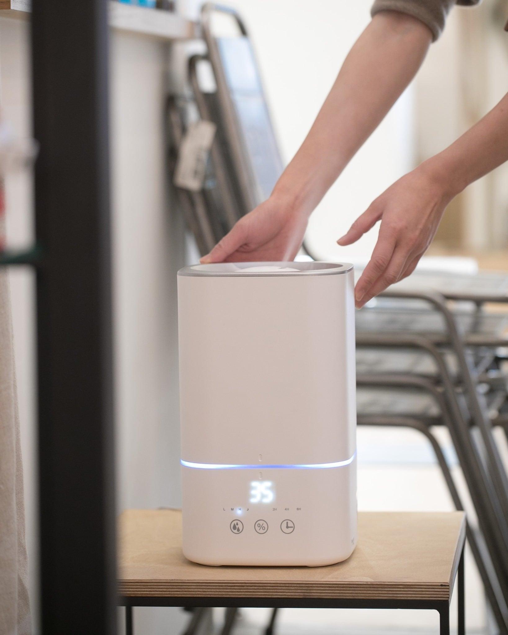 Green Tea Lab Mist 4S 超音波加湿器