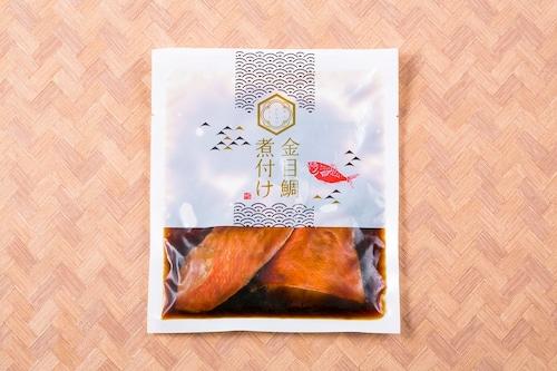 金目鯛の煮付(二切)