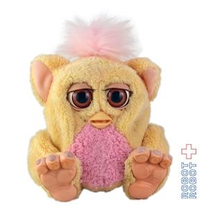 ベビーファービー イエロー&ピンク 目の色は薄茶