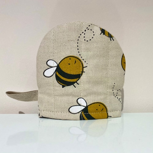 鍋つかみ【ミツバチ】(小)