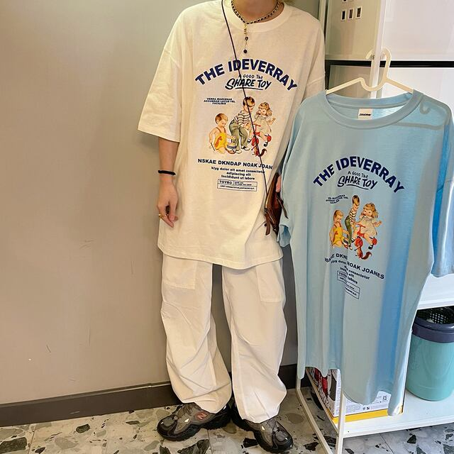 THE IDEVERRAY Tシャツ YH6840
