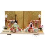 木目込 雛人形 みにこら「咲」1622 (クーポンをご利用ください。)