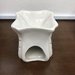 陶器製アロマキャンドルポットB