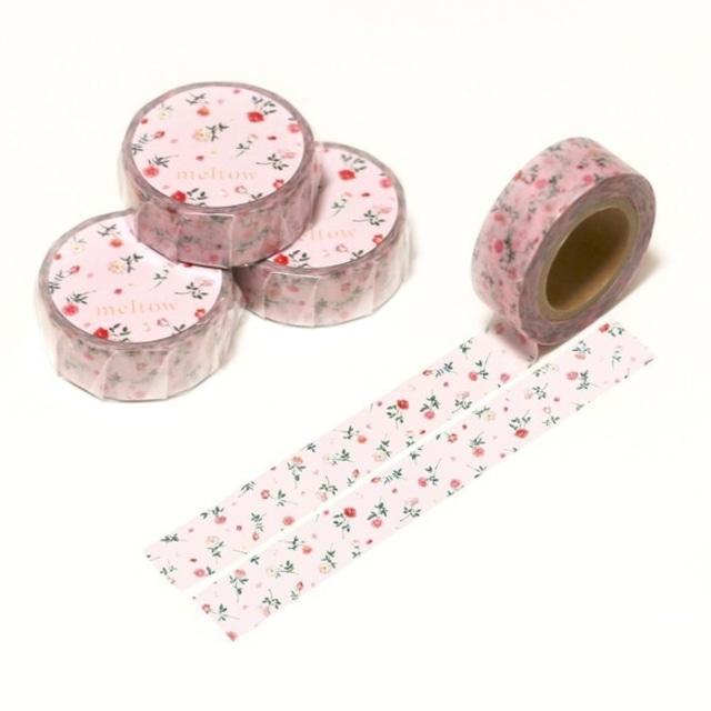 ローズのマスキングテープ