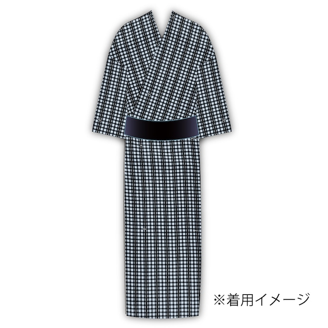 紳士用 仕立上り浴衣⑧ Mサイズ