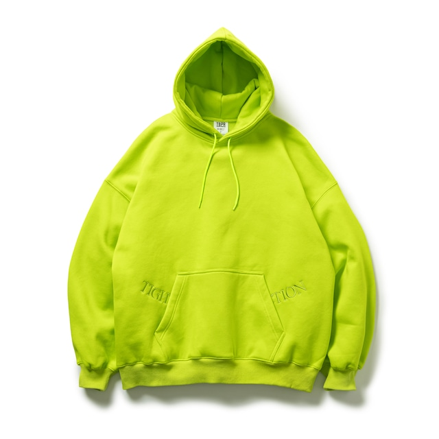 TIGHTBOOTH PRODUCTION STRAIGHT UP HOODIE NEON