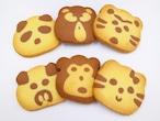 1kg どうぶつクッキー【送料・税込】[No.4301]