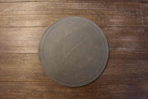 Kei condo / ケイ コンドウ 25.5cmプレート(GRAY)