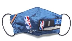 【デザイナーズマスク 吸水速乾COOLMAX使用 日本製】 NBA  SPORTS MIX MASK CTMR 1125001