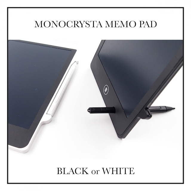 MONOCRYSTA MEMO PAD