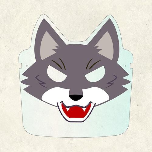 オオカミ [FS0006]