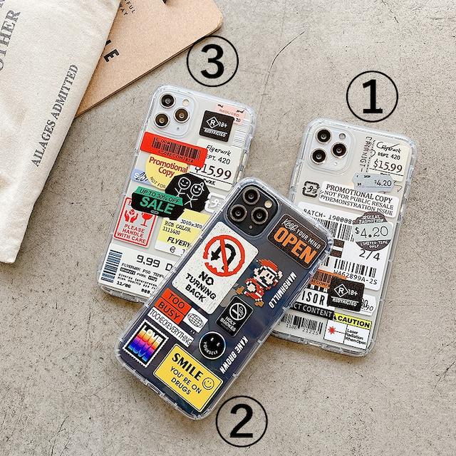 iphoneケース ペア スマホケース 韓国 ペア iphone11 おもしろ おしゃれ タグ チケット ヴィンテージ