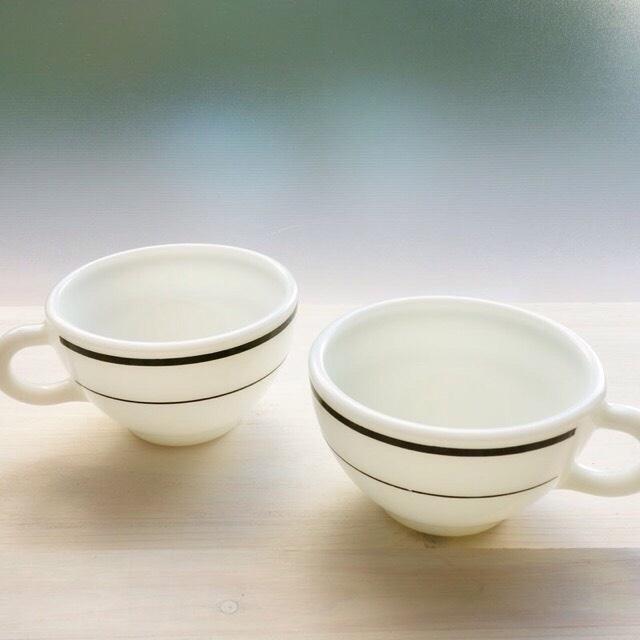 ✴︎追加入荷✴︎オールド パイレックス マグカップ/Corning社