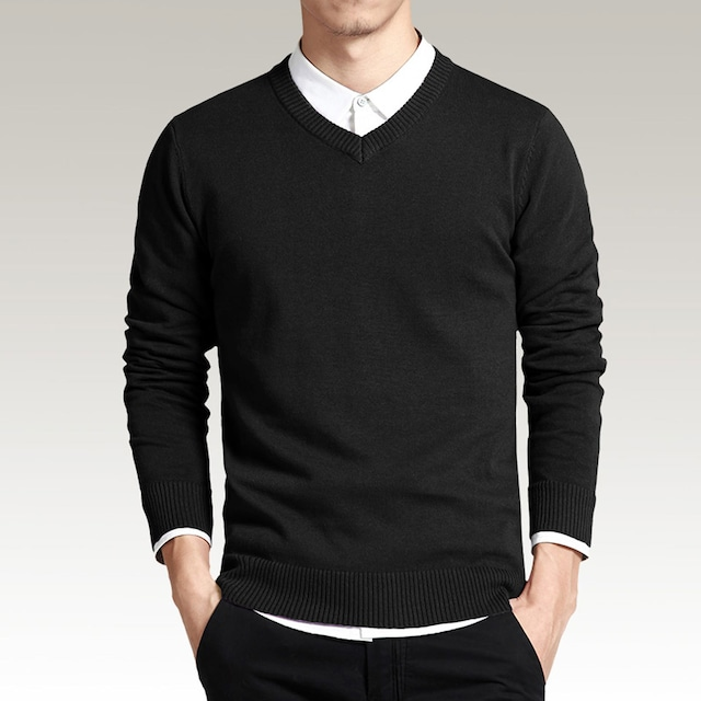 セーター シャツ メンズ アウター トップス アメカジ カジュアル シンプル 無地 tps-41