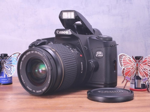 Canon EOS Kiss ズームレンズ (2)