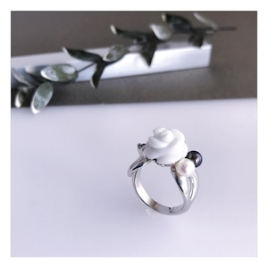 【ピンキーリング】薔薇のリング