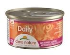 アルモネイチャー デイリーメニュー まぐろとサーモン入りお肉のムース(85g缶詰タイプ) 【CFA-0003】