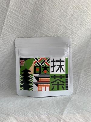 すみれ茶【抹茶】ORGANIC TEA サイズ小