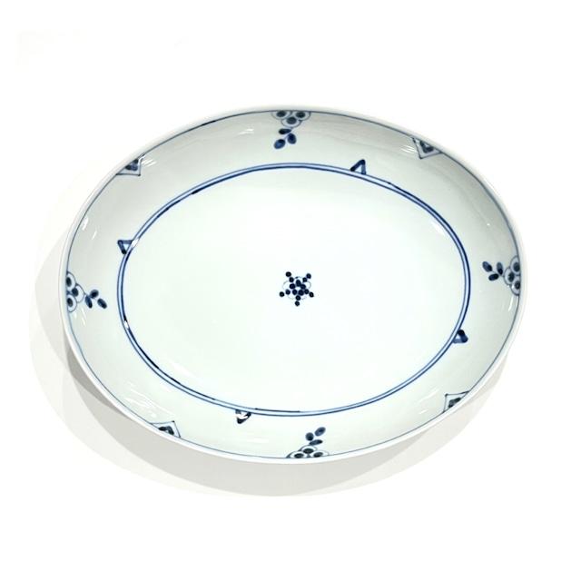 【SALE】楕円鉢《デッドストック》