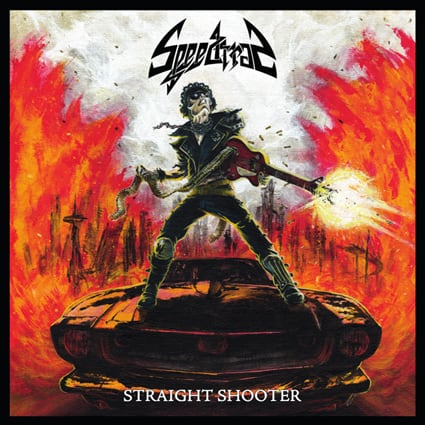 "SPEEDTRAP ""Straight Shooter"""