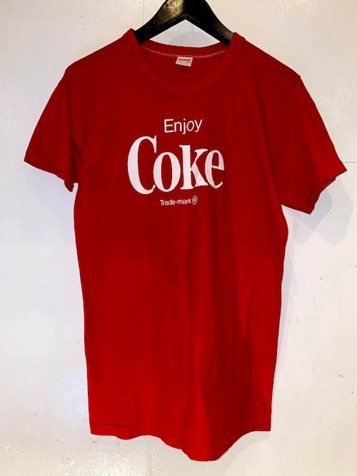 COKE プリントTシャツ