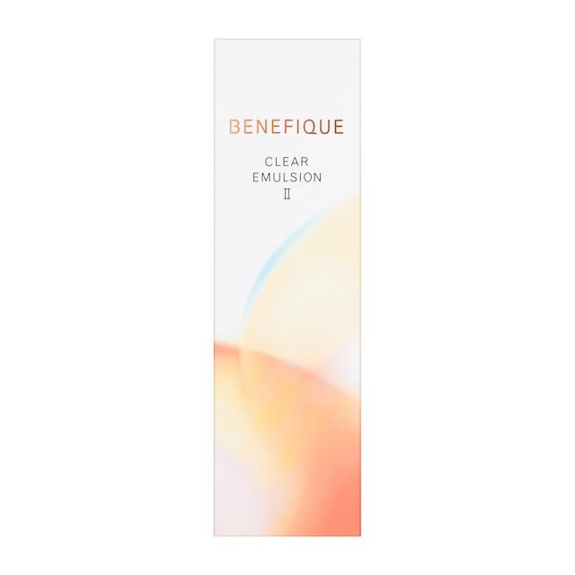 送料無料 資生堂 ベネフィーク クリアエマルジョン Ⅱ 130ml  乳液(製品コード11113)